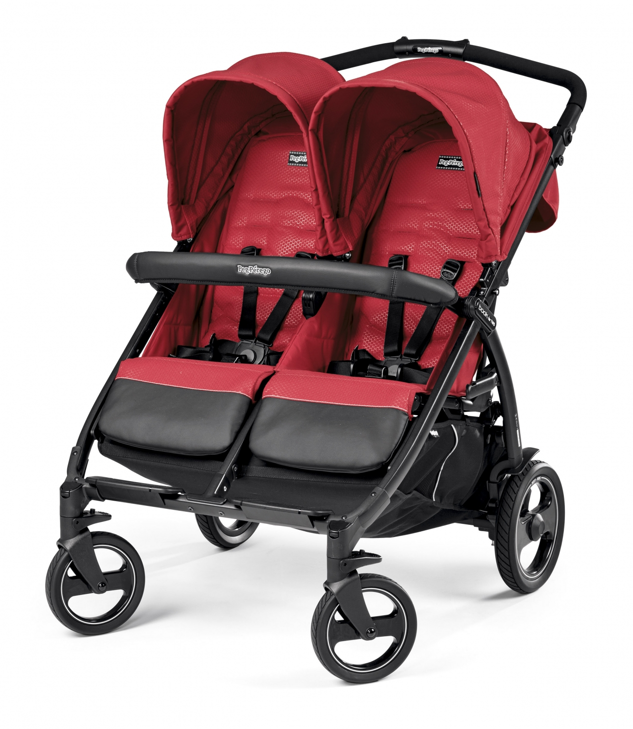 Коляска прогулочная Book For Two PEG-PEREGO 001140 (Mod Red)
