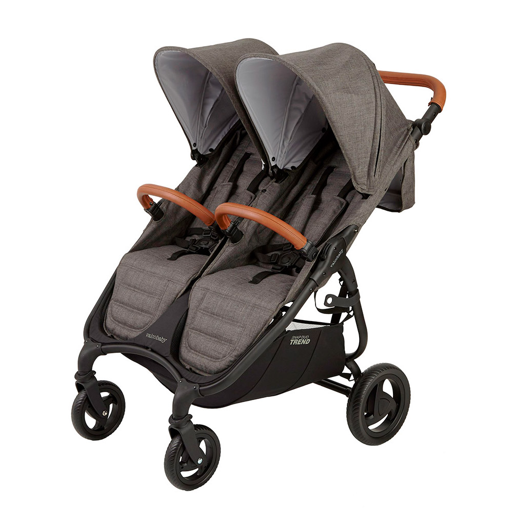 Коляска Valco baby Snap Duo Trend   (Charcoal)