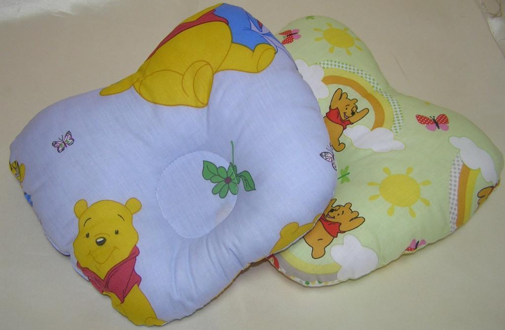 Подушка своими руками для новорождённых фото