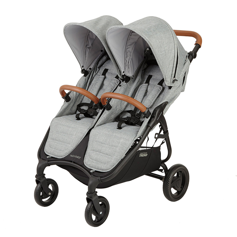 Коляска Valco baby Snap Duo Trend   (Grey marle)