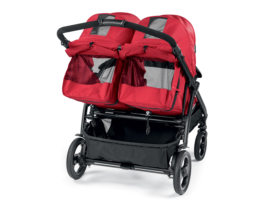 Коляска прогулочная Peg-Perego Book For Two _2