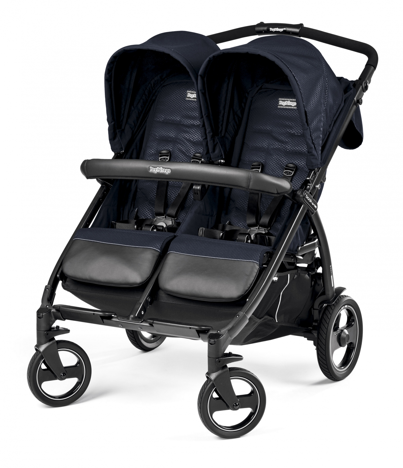 Коляска прогулочная Book For Two PEG-PEREGO 001140 (Mod Navy)