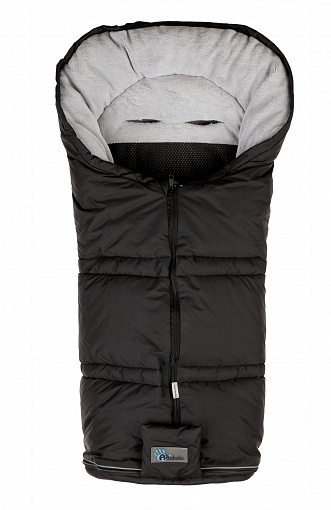 Зимний конверт Altabebe Sympatex  (Black/Light Grey)