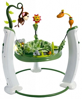 Игровой центр ExerSaucer™ Safari Friends